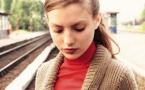 Explications gratuites veste trapèze en côtes à tricoter - Création Phildar.