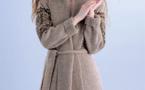 Tricot gratuit : veste bicolore en jersey et côtes 3/2 à tricoter - création Phildar