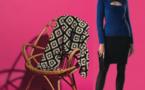Modèles gratuits : pull en angora et de l'étole au crochet - explications à télécharger