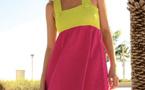 Modèle gratuit : robe à bretelles à tricoter - explications à télécharger