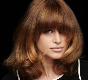 Coiffure cheveux -longs - Franck PROVOST - tendances automne-hiver 2016-2017.