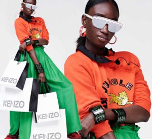 Calendrier shopping : sortie de la collection exclusive Kenzo x H&M