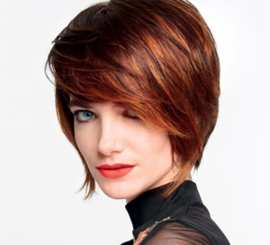 Suite des idées COIFFURES pour cheveux mi-longs - Printemps-été 2017