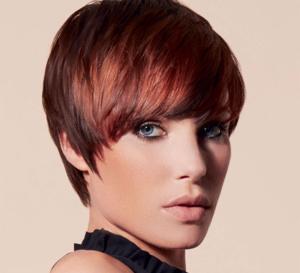 Suite des idées COIFFURES pour cheveux courts - Printemps-été 2017