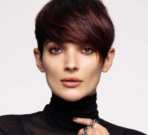 Suite des nouveautés COIFFURES pour cheveux courts de l'hiver 2018