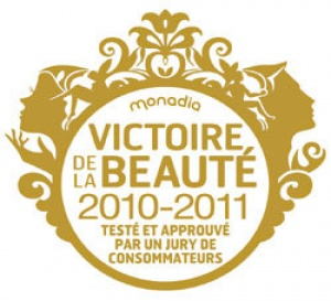Victoires de la Beauté 2010/11 élues par les consommatrices