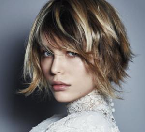Cheveux mi-longs - le Top des nouveautés COIFFURES de l'hiver 2019