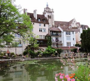 Chemins de traverse en Bourgogne Franche-Comté, à pied, à vélo ou sur l'eau