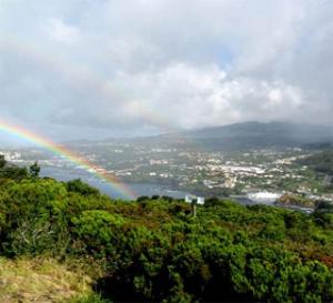 escale aux Açores, l'archipel aux arcs-en-ciel