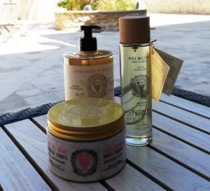 Panier des Sens, une cosmétique aux actifs naturels de Provence