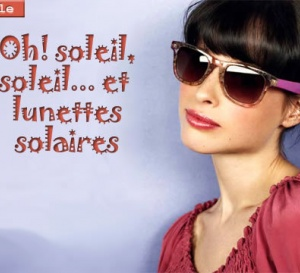 lunettes solaires : l'accessoire chic qui protège la vue