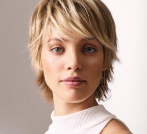 Coiffure cheveux courts DESSANGE Paris - printemps-été 2019.