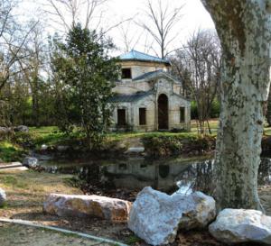 Extension du domaine du bien-être à l'Hôtel Spa de Fontcaude près de Montpellier