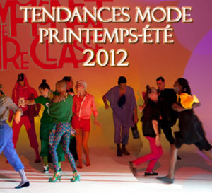 printemps été 2012 - toutes les tendances de la mode