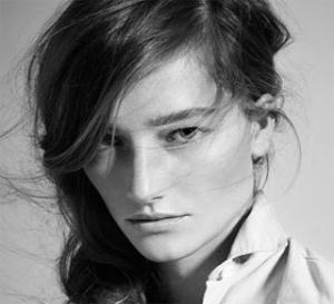 Joséphine Le Tutour, élue Elite Model Look France 2011