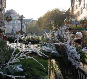 l'Alsace en fête et ses féériques marchés de Noël