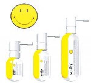 sourire en spray! avec Smiley