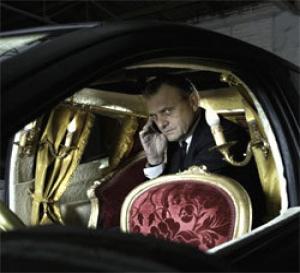 la Renault Twingo devient voiture présidentielle