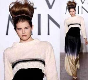 mode couture : la féminité sublimée par Eva Minge