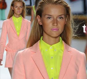 les 7 tendances clés de la mode printemps été 2012