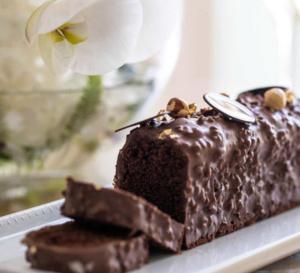 Recette de chef - Cake au chocolat du Chef Pâtissier Florent Margaillan