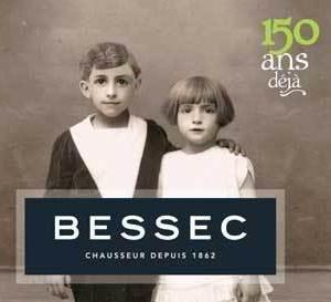 150 ans, l'occasion pour le chausseur Bessec de se faire (re)connaître