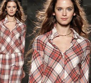 shopping style pour l'automne-hiver 2012-2013 : l'Écossais