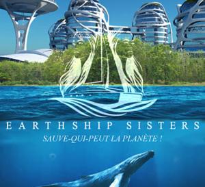 Les femmes sauvent la planète dans le dernier roman de Agnès Olive