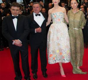 Nicole Kidman, Steven Spielberg, Clotilde Courau... au Festival de Cannes 2013 (album n°1)