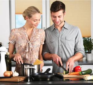 La cuisine fait partie des activités préférées des Français !