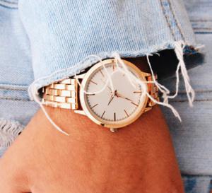 Les montres de luxe, un signe extérieur de richesse