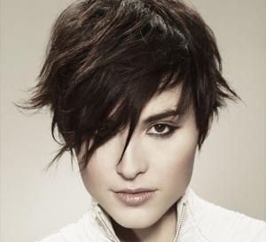 coiffures pour CHEVEUX COURTS - toutes les nouvelles créations de l'hiver 2011