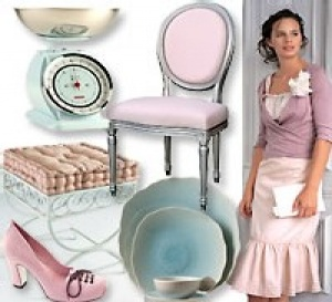 shopping mode-décoration : envies de pastels