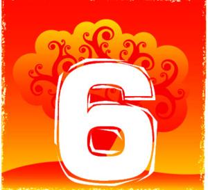 votre chiffre numérologique est le 6, voici ce qui vous attend cette année