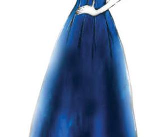 COULEUR d'ÉTÉ : BLEU ÉBLOUISSANT (Dazzling Blue), interprétée par les créateurs