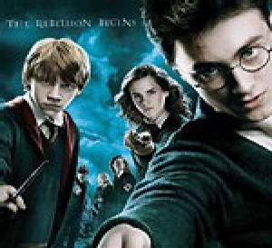 Le train du Phénix roule pour Harry Potter