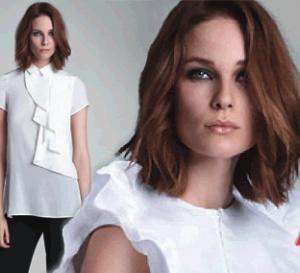l'indispensable chemise blanche revisitée par Anne Fontaine