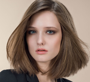 45 nouveautés COIFFURES cheveux mi-longs pour l'hiver 2015