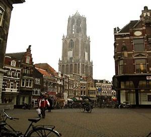 Utrecht, ville des merveilles sertie au centre des Pays-Bas