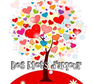 des messages comme preuves d'amour, version Saint-Valentin