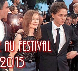 albums des people et des stars au Festival de Cannes 2015