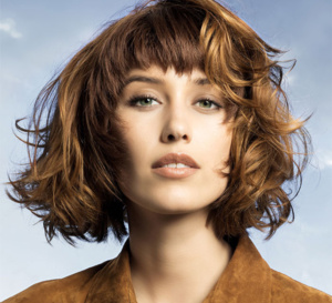 suite 2 des 80 nouveautés COIFFURES cheveux mi-longs de l'hiver 2016