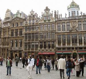 cartes postales de Belgique, le pays de Jean-Michel Folon