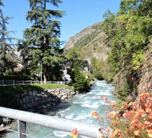 Brides-les-Bains, la station thermale qui fait fondre les kilos