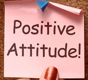Positive attitude : citations optimistes.