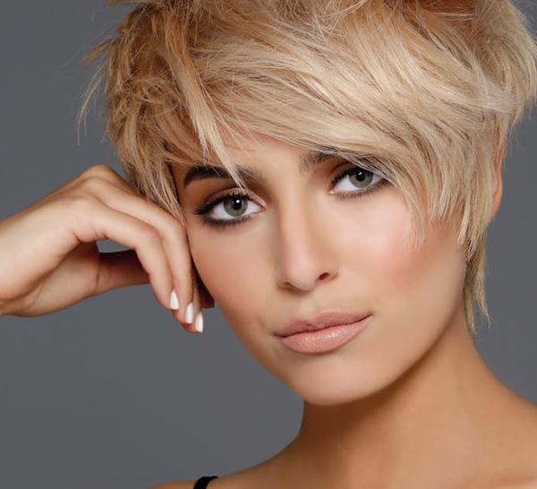 Les 40 nouveautés COIFFURES pour cheveux courts de l\u0027hiver 2018