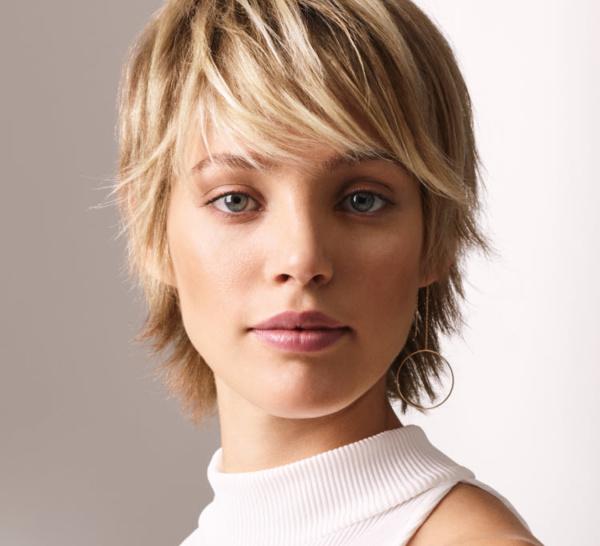 Coupes de cheveux courtes pour les femmes 2019 cheveux fins