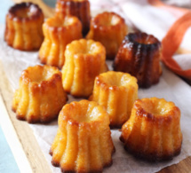 Recette d'une gourmandise facile à préparer : les cannelés bordelais