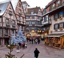 À Colmar, la féerie règne sur les marchés de Noël