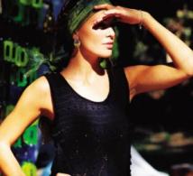 Modèle expliqué : robe noire en tricot et crochet - Explications gratuites